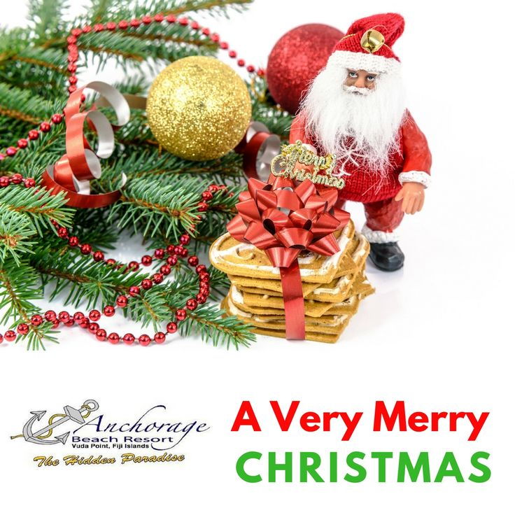 Bula Vinaka! Wishing you all a Happy Christmas from all of us at The Anchorage Beach Resort #merrychristmas #fiji #anchoragefiji http://www.anchoragefiji.com/