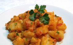 Cartofi taranesti (de post)