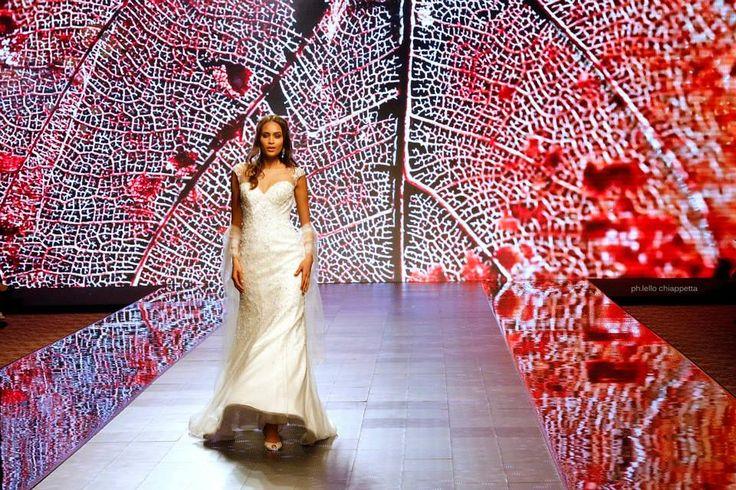 Nicole dress #RomaFashionShow #2016collection #collections #fashion #bride #brides #bridal #wedding #weddingdress #nicole #colet #jolies #romance #nicolespose #AlessandraRinaudo www.nicolespose.it