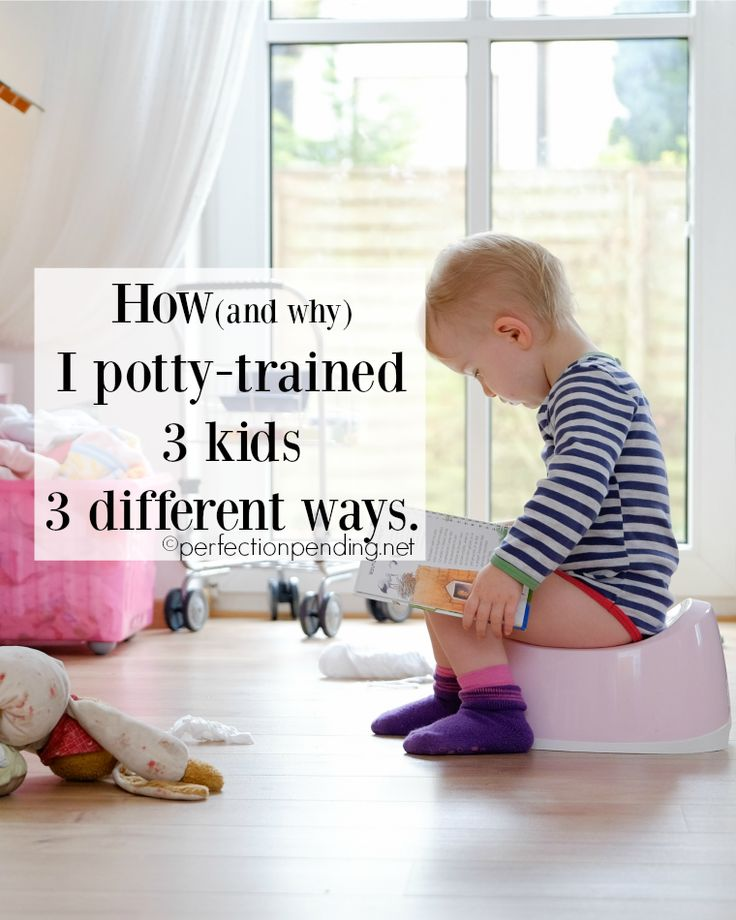 how to potty train your child in one day