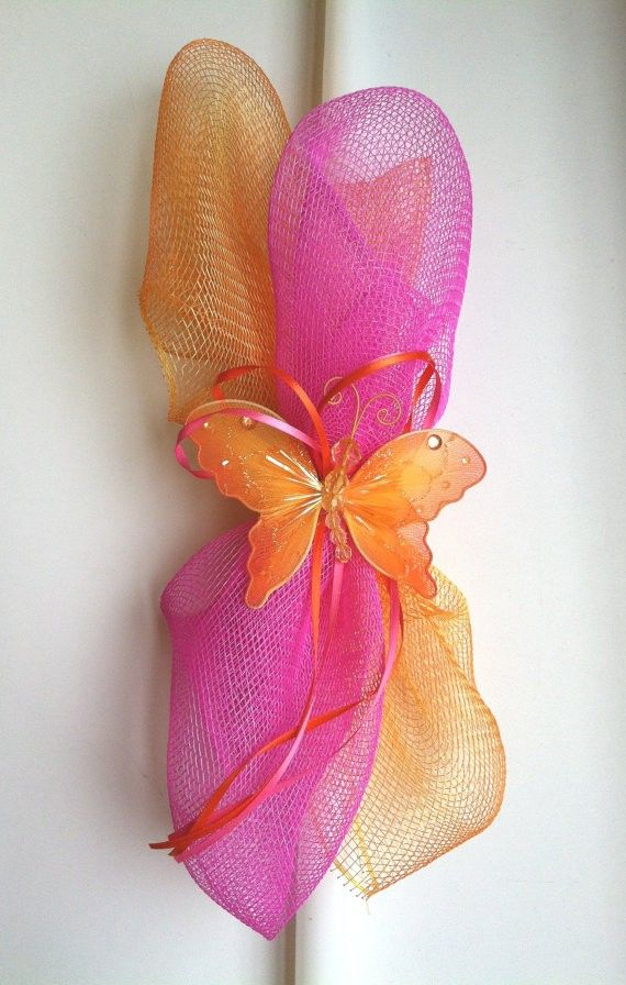 Butterfly Easter Candle, $20.00 at Greek Wedding Shop ~ http://www.greekweddingshop.com