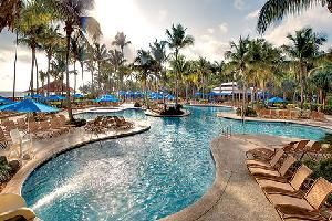 Wyndham Rio Mar Beach Resort & Spa, A Wyndham Grand Resort, Puerto Rico- This is an amazing place to stay!!