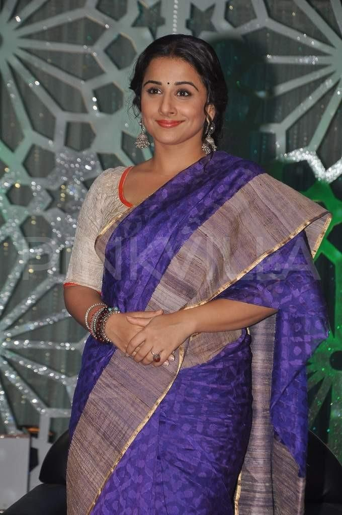 Vidya Balan shoots for Women's Day special on Star Plus | PINKVILLA
