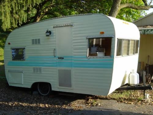 1964 nomad camper tct classifieds for sale pinterest vintage trailers. Black Bedroom Furniture Sets. Home Design Ideas