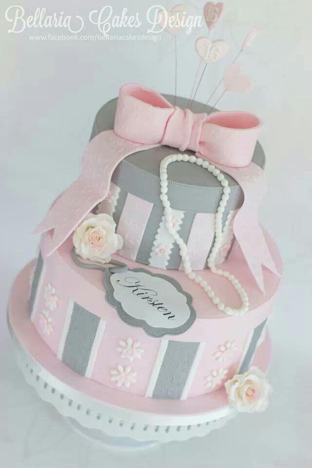 Best 25 Gift box cakes ideas on Pinterest Wedding cake gift box