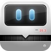 Weightbot iOS App Icon Design
