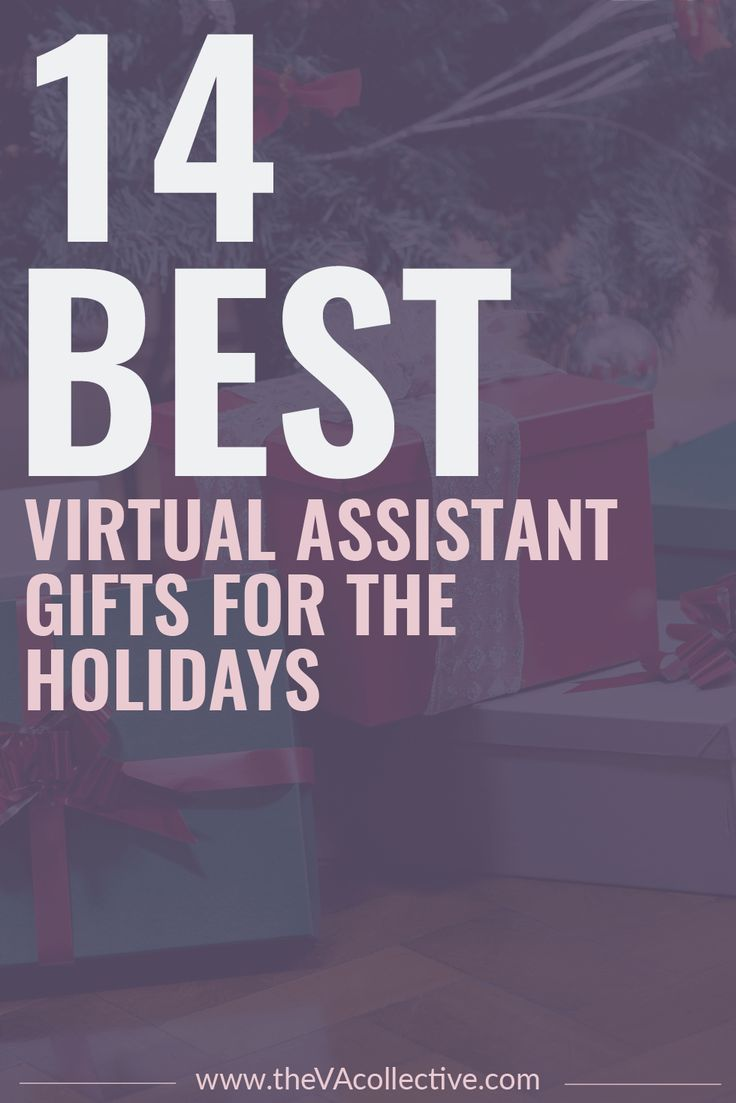 14 Best Virtual Assistant Gifts for the Holidays // The VA Collective