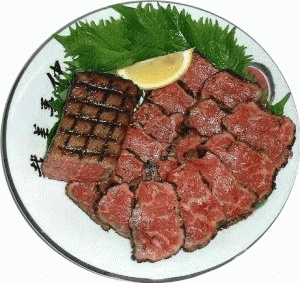 I'm not a steak person... but I definitely want to try this at least once.. Kobe Steak...