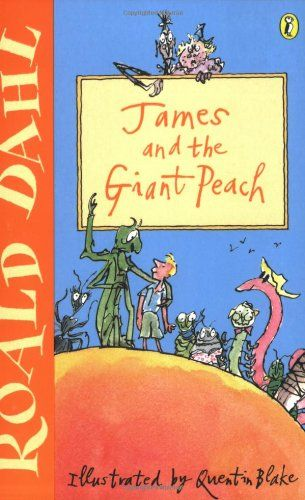 quentin blake james and the giant peach - Google Search