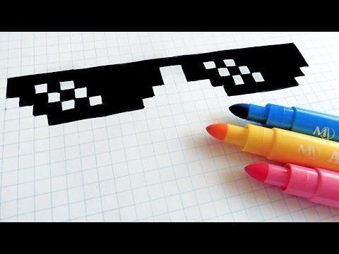Handmade Pixel Art How To Draw Logo Apple Pixelart Youtube I