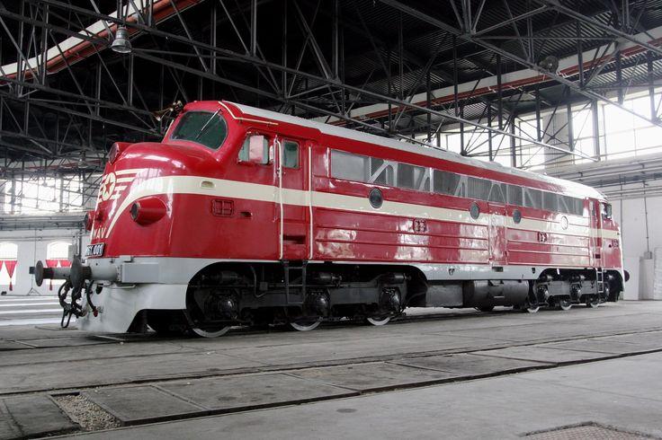 Vintage Locomotives | Thread: Locomotives of Hungary