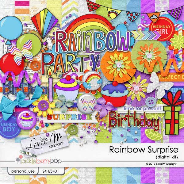 1000+ Images About Birthday Scrapbooking Kits On Pinterest