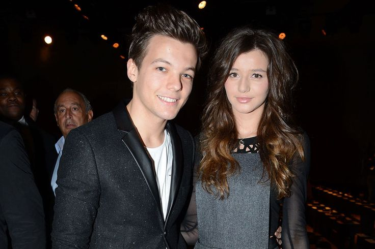 Are Louis Tomlinson and Eleanor Calder engaged?