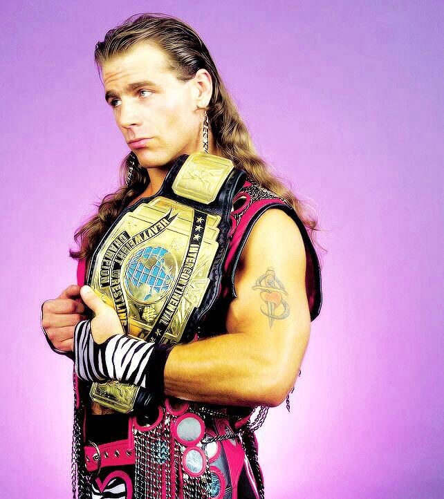 Who is shawn michaels-5528