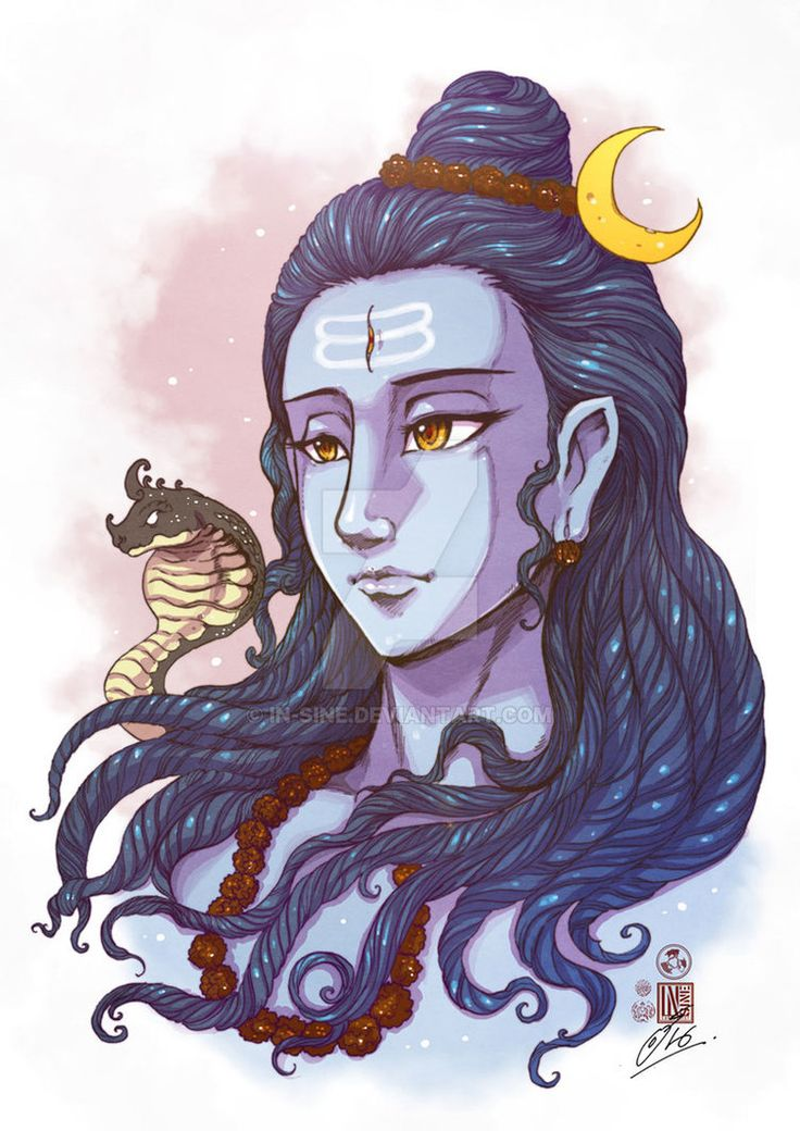 Maha Shivaratri by In-Sine on DeviantArt