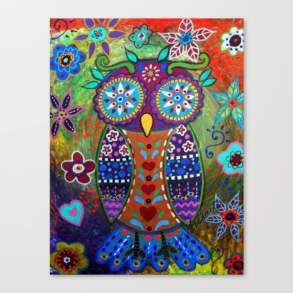 mexican canvas wall art | Additional Views