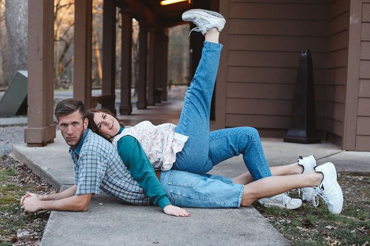 Other couples, go home. These are the best engagement photos ever.