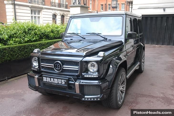 Used 2014 Mercedes-Benz G Class for sale in London | Pistonheads