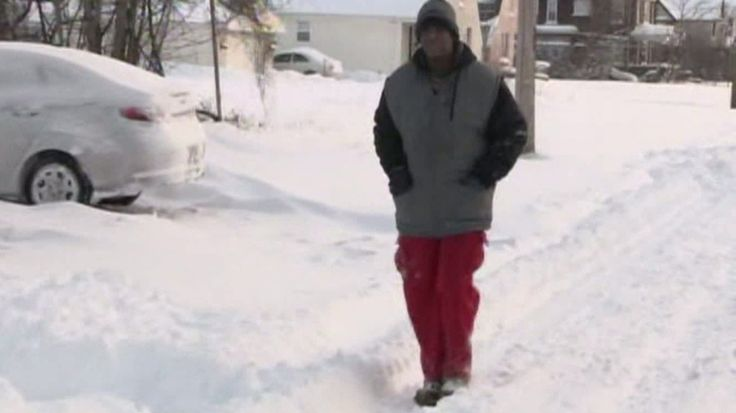 Detroit Man Who Walked 21 Miles to Work Each Day for 10 Years Surprised with Donated Car