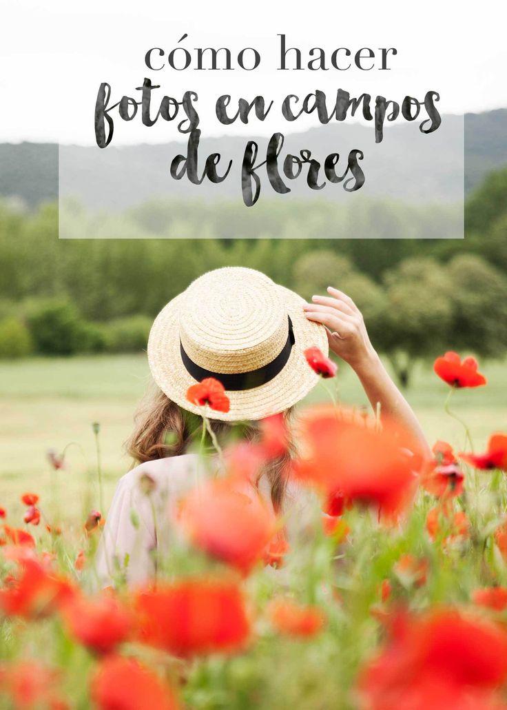 Fotos en campos de flores Photo Tutorial, Family Photos, Photo Galleries, Beautiful Places, Photography, Outdoor, German, Blog, Fields