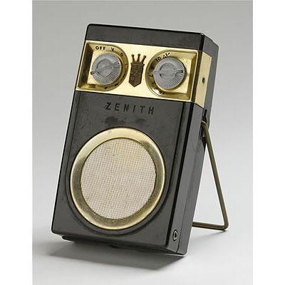 Zenith Royal Portable Transistor Radio