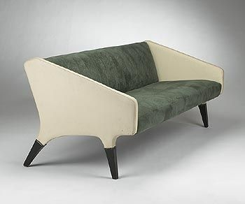 299: Gio Ponti / sofa < Modernist 20th Century, 18 May 2003 < Auctions | Wright