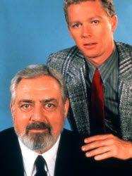 Raymond Burr & Robert Benevides