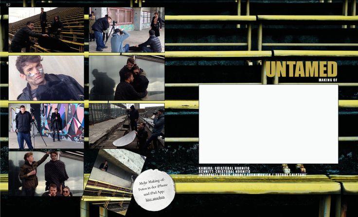 Untamed #untamed #tamed #not #men #women #fashion #photography #fashionphotography #menmagazine #magazine #progressive #vangardist #lifestyle #online #web #issue #issue43 #frontier #makingof