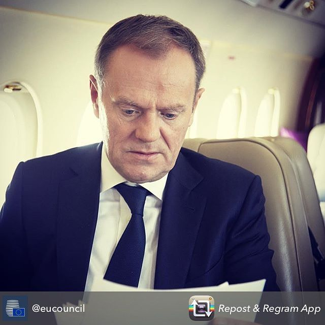 Repost from @eucouncil using @RepostRegramApp - This week European Council president Tusk travels to countries that are heavily affected by the ongoing migration crisis. He will meet with leaders in Vienna Ljubljana Zagreb Skopje Athens Ankara and Istanbul. Check the link in our bio for more. #migration #refugees #migrationEU #refugeecrisis #migrants #EUCO #EU #Europe #EuropeanUnion #Turkey #Greece #FYROM #Slovenia #Croatia #Austria #diplomacy #travel #euturkeysummit #europeancouncil…
