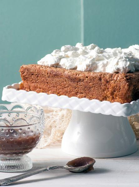 Κέικ με κάστανο του Πιεμόντε