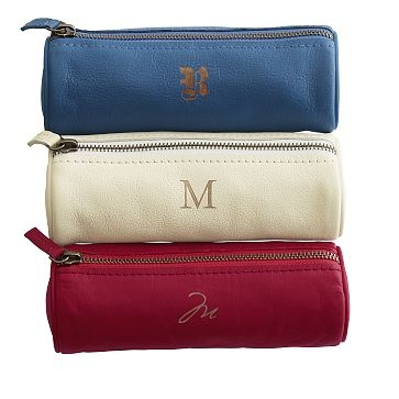 I love the Everyday Leather Mini Roll on markandgraham.com