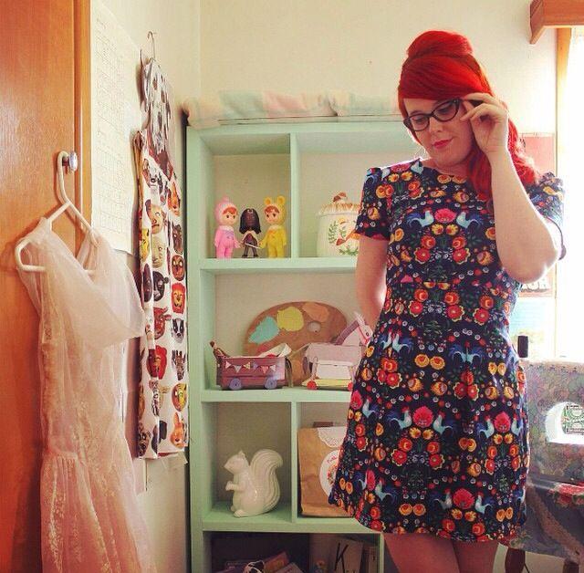 Megan dress by Freckles & Ginger