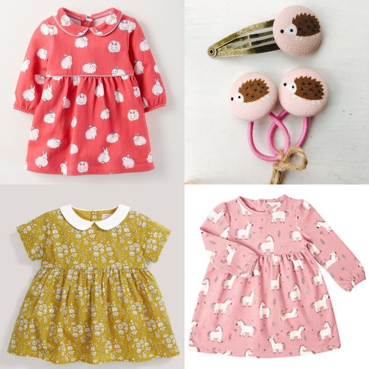 Girls Autumn fashion picks, our favourite Autumn dresses and hair accessories from Boden, John Lewis, Mamas and Papas and Ditsy Dot http://www.3littleladiesandme.com/2016/09/autumn-dresses-and-hair-accessories.html