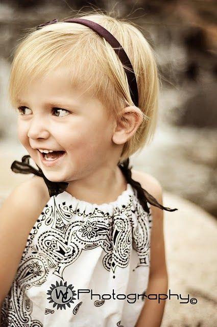 25 best ideas about Little girl bangs on Pinterest