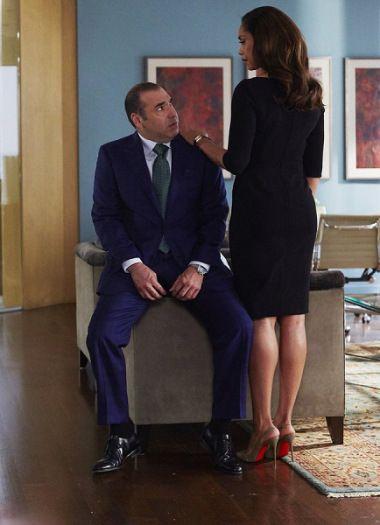 Louis Gets it Wrong Again Suits - Season 5