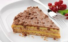 Ikea Daim Torte... Had a slice of this at Ikea in Dallas this evening and my life will never be the same! 'Thrilled that I found the recipe :)