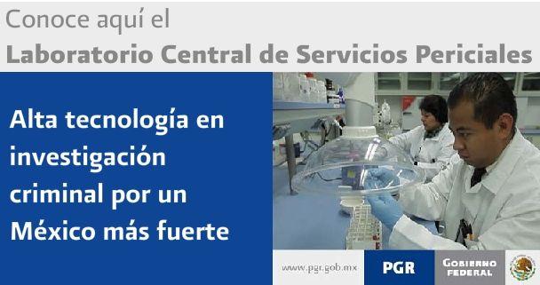 Laboratorio servicios federales #PGR #Mexico #duzte