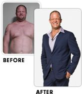 Brian Leque Before And After Visalus