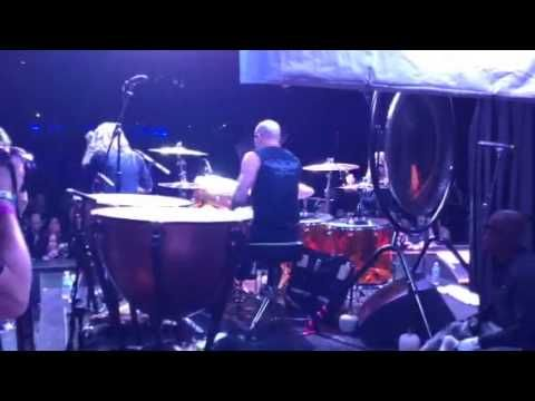 Kenny Aronoff drums Led Zeppelin Rock And Roll At Bonzo Bas