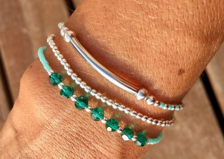 21 best bracelet perle images on pinterest pearl bracelet woman braceletbracelet femmebracelet perlebracelet lastique bracelet multi tour fandeluxe Gallery