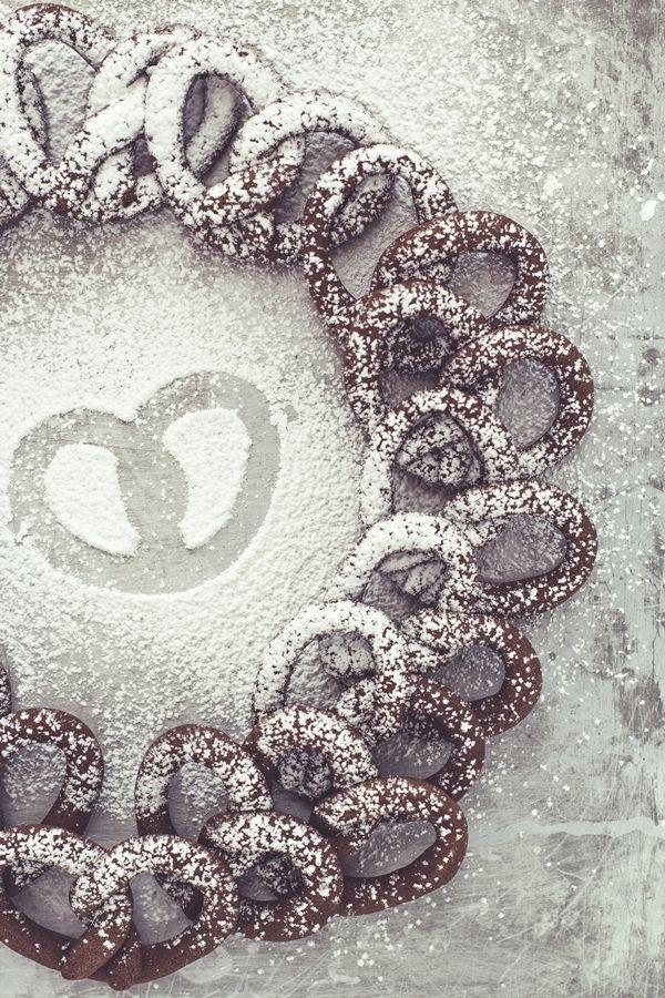 19 Dicembre - Calendario dell'avvento - La ricetta dei bretzel al cacao