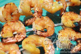 Sandy's Kitchen: Fire Cracker Shrimp