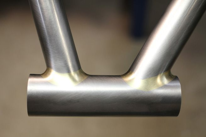 Sexy Raw Steel With Fillets