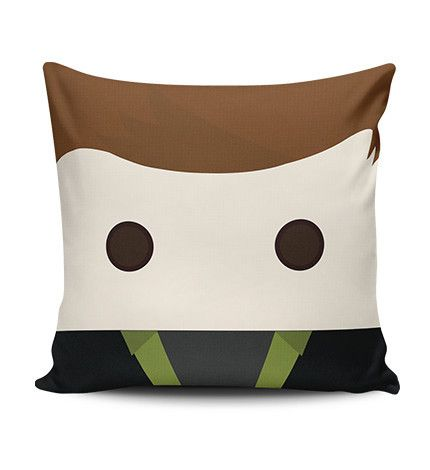 Supernatural Pillow Cover Giveaway