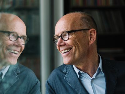 German font god Erik Spiekermann doesn't plan to retire anytime soon. In fact, the 70-year-old doesn't plan on retiring at all. Consider the following the rules according to Spiekermann, a primer on design, entrepreneurship, business, culture, and aging gracefully, as told through his stories.