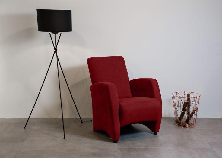 Polstersessel London Loungesessel Fernsehsessel Rot 21440. Buy now at https://www.moebel-wohnbar.de/polstersessel-london-loungesessel-fernsehsessel-rot-21440