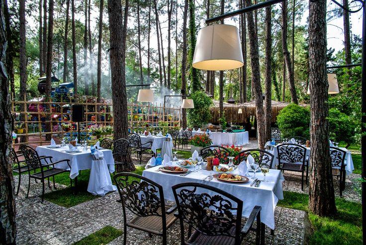 Amara Club Marine Nature Turkish Restaurant