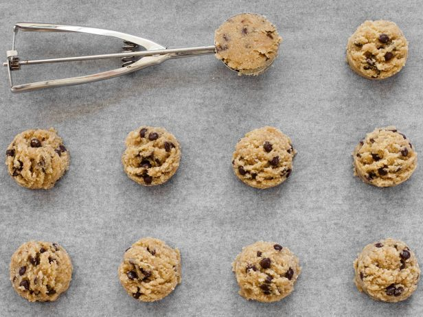 "Cookie Dough : Freshly baked cookies without a kitchen mess? Yes, please. Whether you want chocolate chip cookies or basic sugar cookies to frost and decorate, you can find an array of options in the freezer aisle (the kind in the refrigerator aisle can also be frozen, then defrosted when you're ready to use). ""Whenever I make cookies, I double or triple the recipe to make extras for the freezer,"" says Chase, who recommends individually wrapping cookie dough balls in foil before freezing in…"