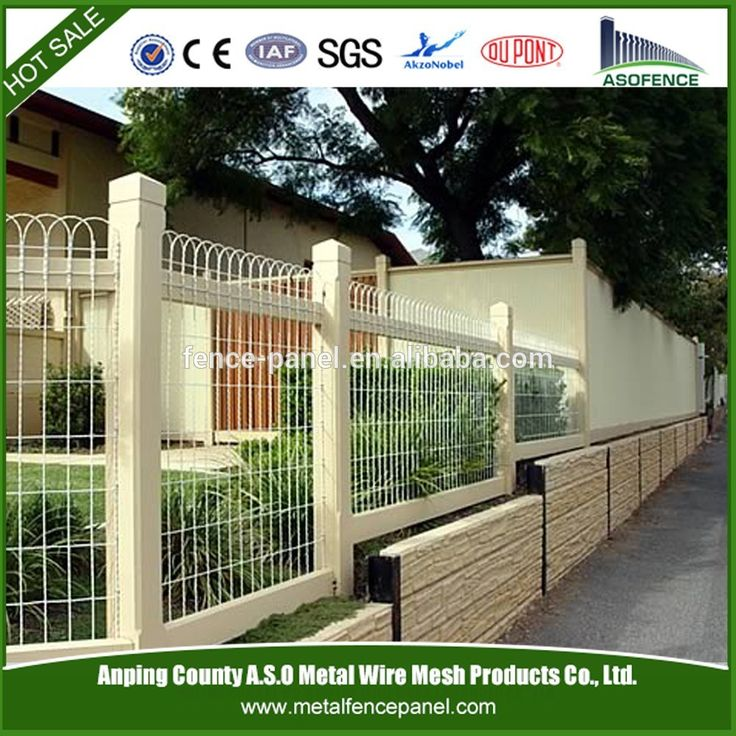 Decorative Woven Wire Fencing - Google Search