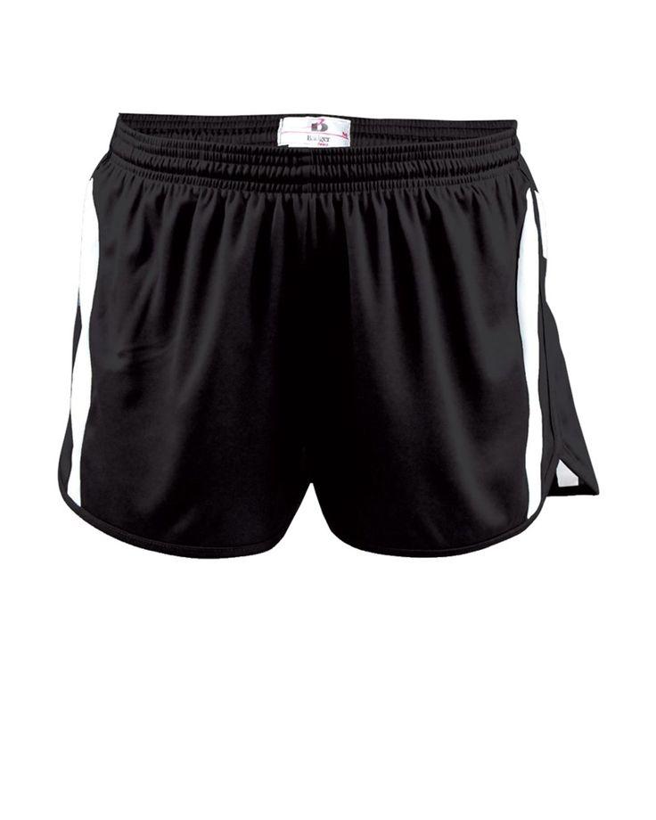 """Badger Sport - Retail - $19.85 black/forest/graphite 2.75"""" inseam"""